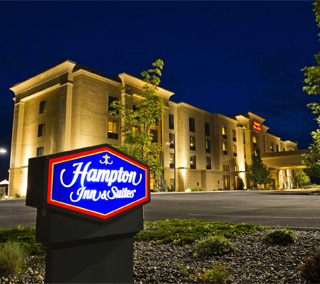 The Hampton Inn & Suites Walla Walla